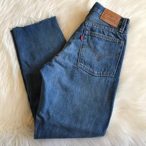 Levi's | Wedgie Straight Jeans